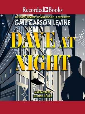 cover image of Dave at Night