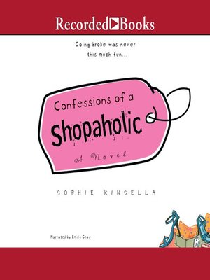 cover image of Confessions of a Shopaholic