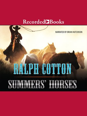 cover image of Summer's Horses