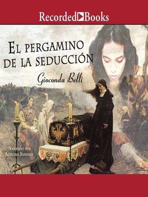 cover image of El pergamino de la seducción