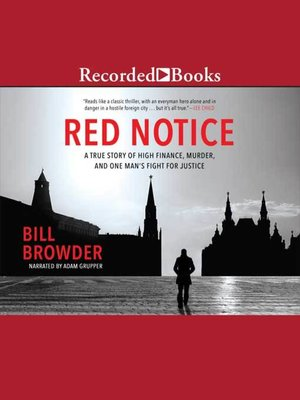 cover image of Red Notice