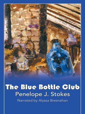 cover image of The Blue Bottle Club