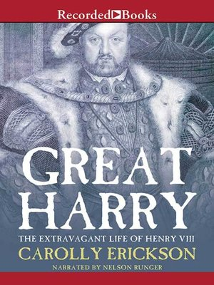 cover image of Great Harry