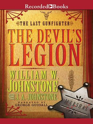 cover image of Devil's Legion