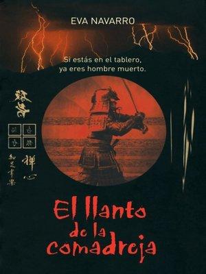 cover image of El llanto de la comadreja