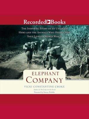 cover image of Elephant Company