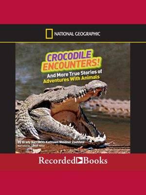 cover image of Crocodile Encounters!