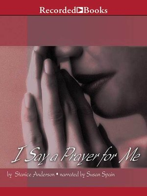 cover image of I Say a Prayer for Me