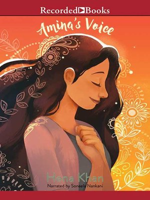 cover image of Amina's Voice