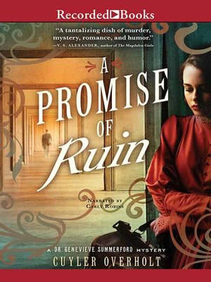 cover image of A Promise of Ruin
