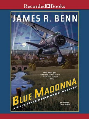 cover image of Blue Madonna
