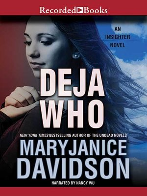 cover image of Deja Who