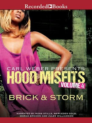 cover image of Hood Misfits Volume 4