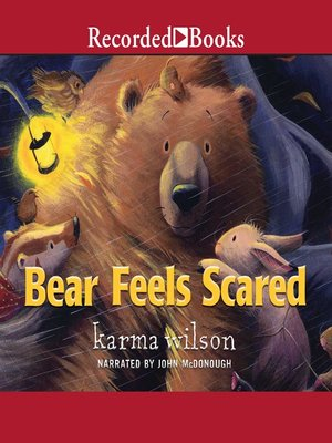cover image of Bear Feels Scared