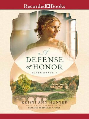 cover image of A Defense of Honor