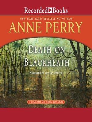 cover image of Death On Blackheath