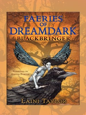cover image of Blackbringer Faeries of Dreamdark
