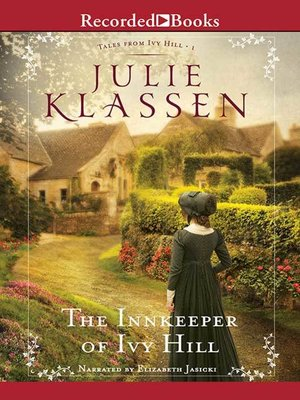 cover image of The Innkeeper of Ivy Hill