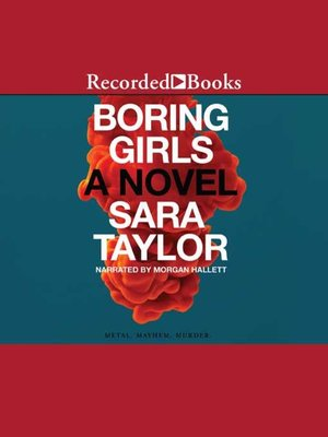 cover image of Boring Girls