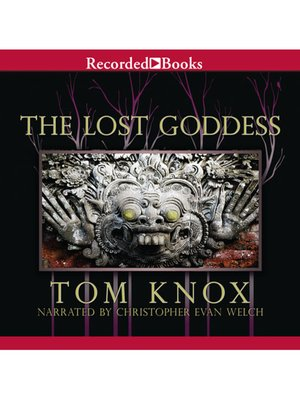 cover image of The Lost Goddess