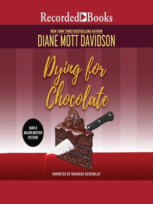 cover image of Dying for Chocolate