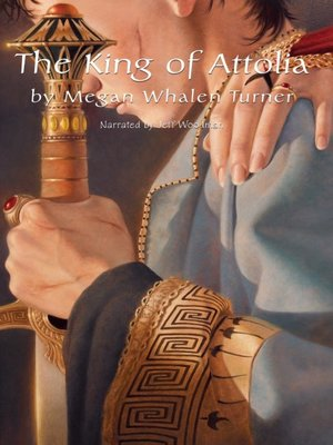 cover image of The King of Attolia
