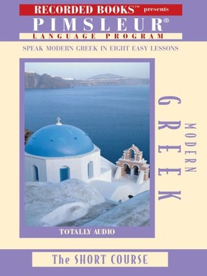 cover image of Greek