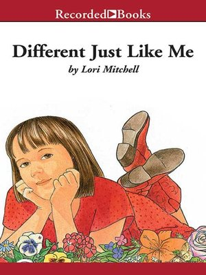 cover image of Different Just Like Me