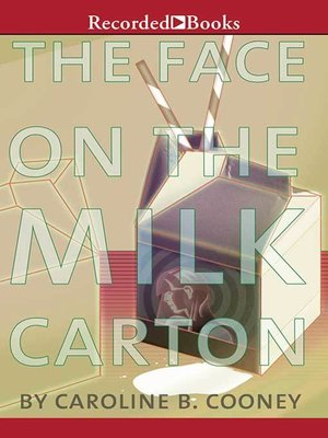cover image of The Face on the Milk Carton