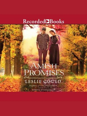cover image of Amish Promises