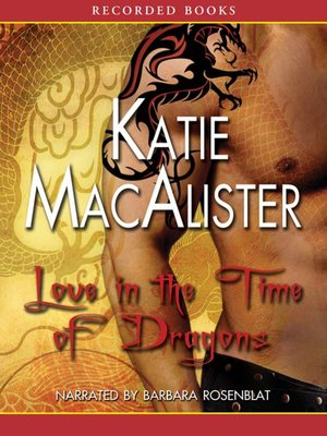 cover image of Love in the Time of Dragons