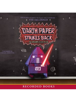 cover image of Darth Paper Strikes Back