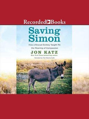 cover image of Saving Simon