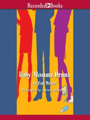 cover image of Baby Momma Drama