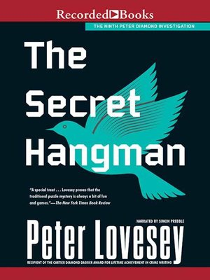 cover image of The Secret Hangman