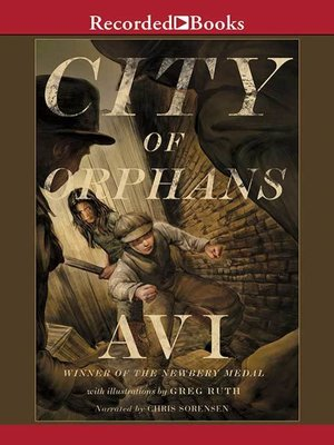 cover image of City of Orphans