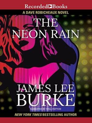 cover image of The Neon Rain