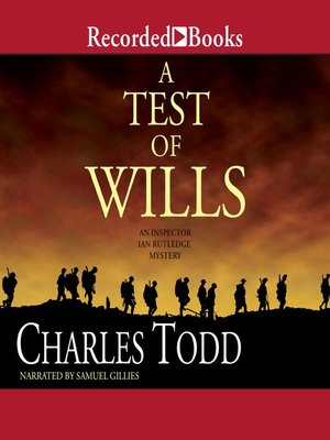 cover image of A Test of Wills
