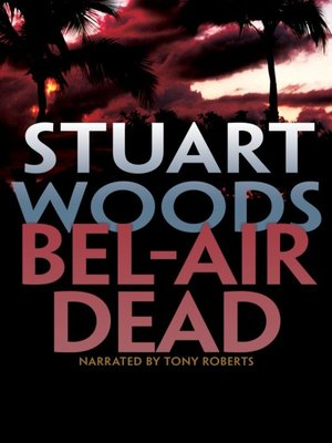cover image of Bel-Air Dead