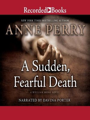 cover image of A Sudden, Fearful Death