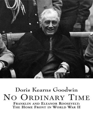 cover image of No Ordinary Time