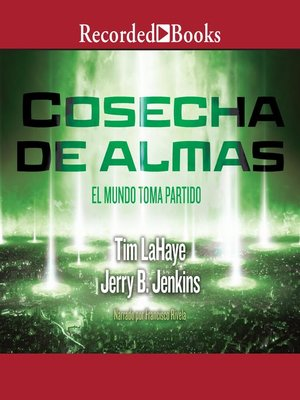cover image of Cosecha de almas