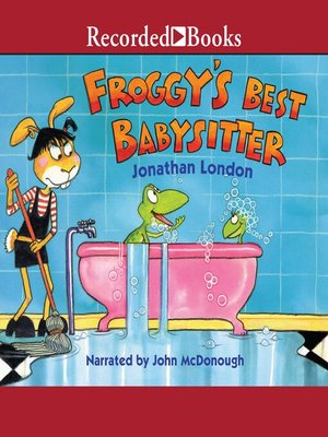 cover image of Froggy's Best Babysitter