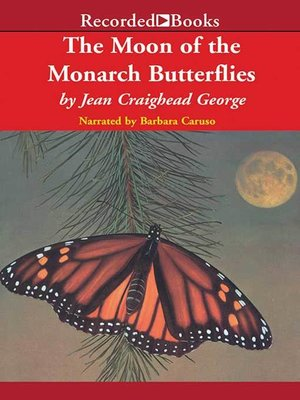 cover image of The Moon of the Monarch Butterflies