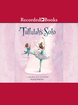 cover image of Tallulah's Solo
