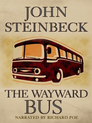 cover image of The Wayward Bus