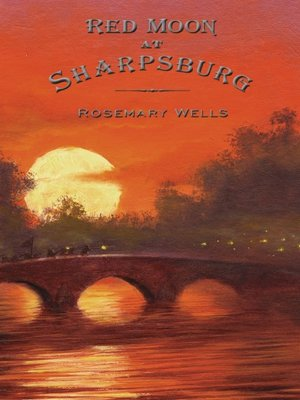 cover image of Red Moon at Sharpsburg