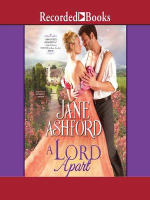 cover image of A Lord Apart