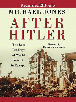 cover image of After Hitler