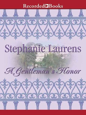 cover image of A Gentleman's Honor